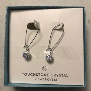 Touchstone Crystal Earrings